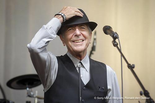 Leonard Cohen 2012: première Old Ideas World Tour