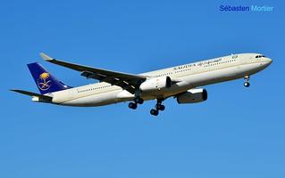 330.343 SAUDI ARABIAN AIRLINES F-WWCO 1738 TO HZ-AQ16 25 08 16 TLS