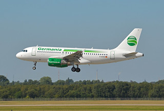 Germania Airbus A319-112 D-AHIM | by EK056