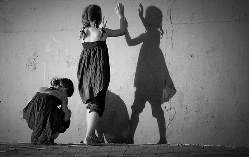 Playing with the shadow | by Fernando Cabalo