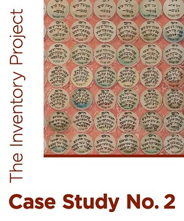Case Study No. 2: The Inventory Project (2012) Exhibition Poster | by MagnesMuseum