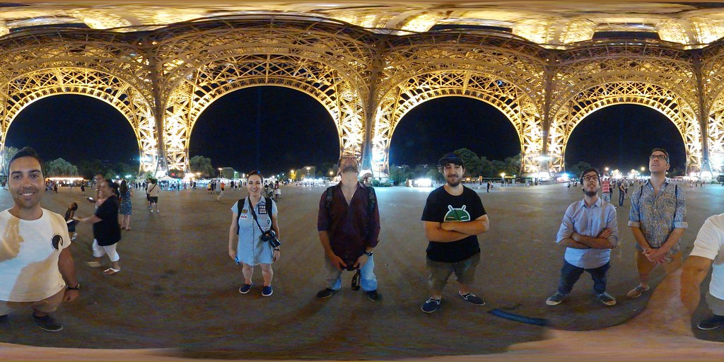 Parigi August 2016