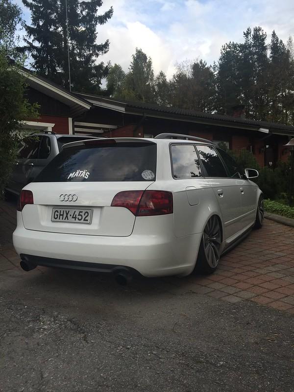 Zoml: Audi A4 B7 Avant //Mätäs Crew - Sivu 4 28780358044_5b2376f3be_c