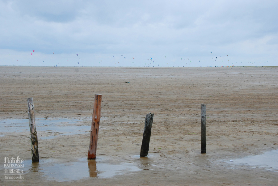 St. Peter Ording, North Sea