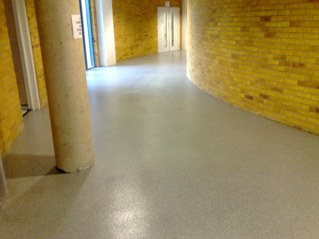 Resin Flooring - FeRFA Type - 4 Multi Layer Flooring
