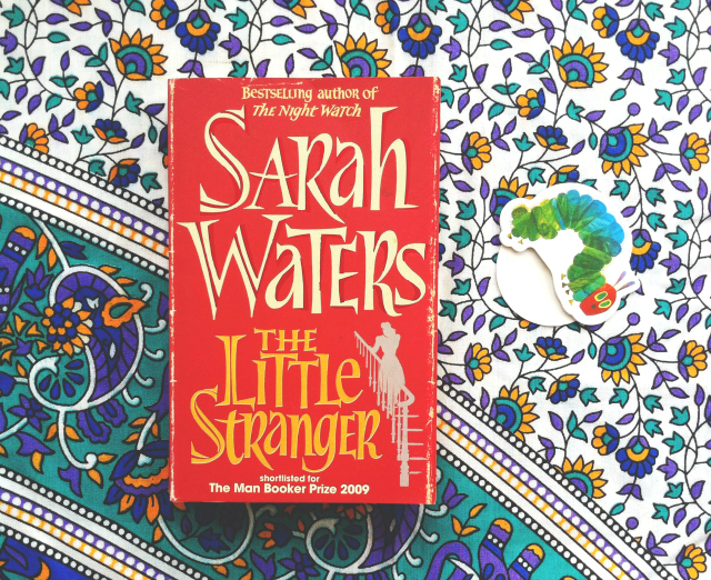 the little stranger sarah waters book review
