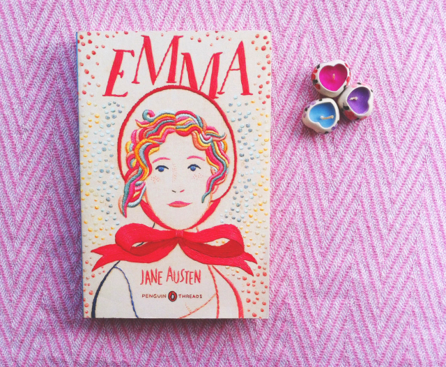 emma jane austen book tag