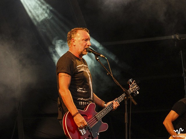 Peter Hook and the Light @ Vilar de Mouros