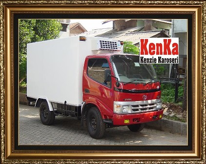 Karoseri Truck Toyota - 1