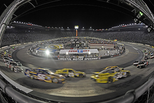 NASCAR Sprint Cup Series IRWIN Tools Night Race | by Bristol Motor Speedway & Dragway