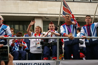 Olympic-Paralympic-Parade-007 | by ogoco