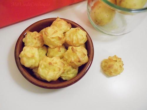 Pommes duchesses sans gluten