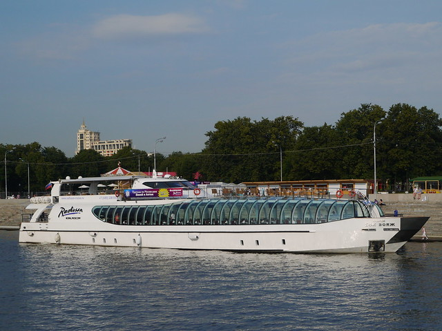 Radisson River Cruise, Moscow