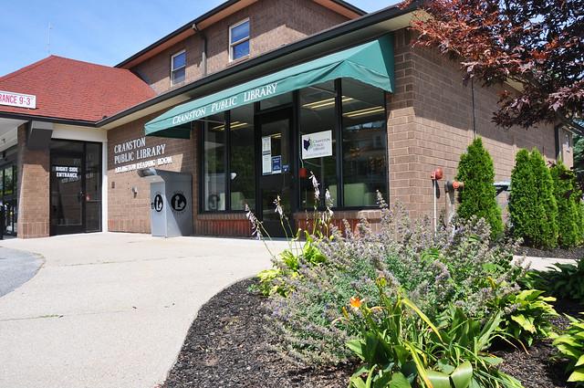 Cranston Public Library: Arlington Branch