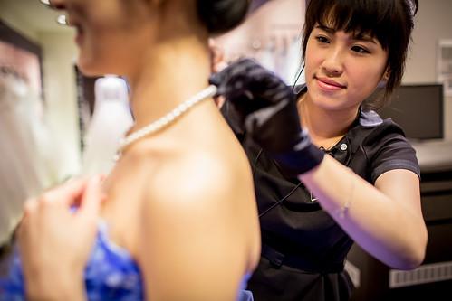 【高雄禮服秘書評價推薦】聖羅雅麗緻婚紗禮服秘書~新娘們的神仙教母 (3)
