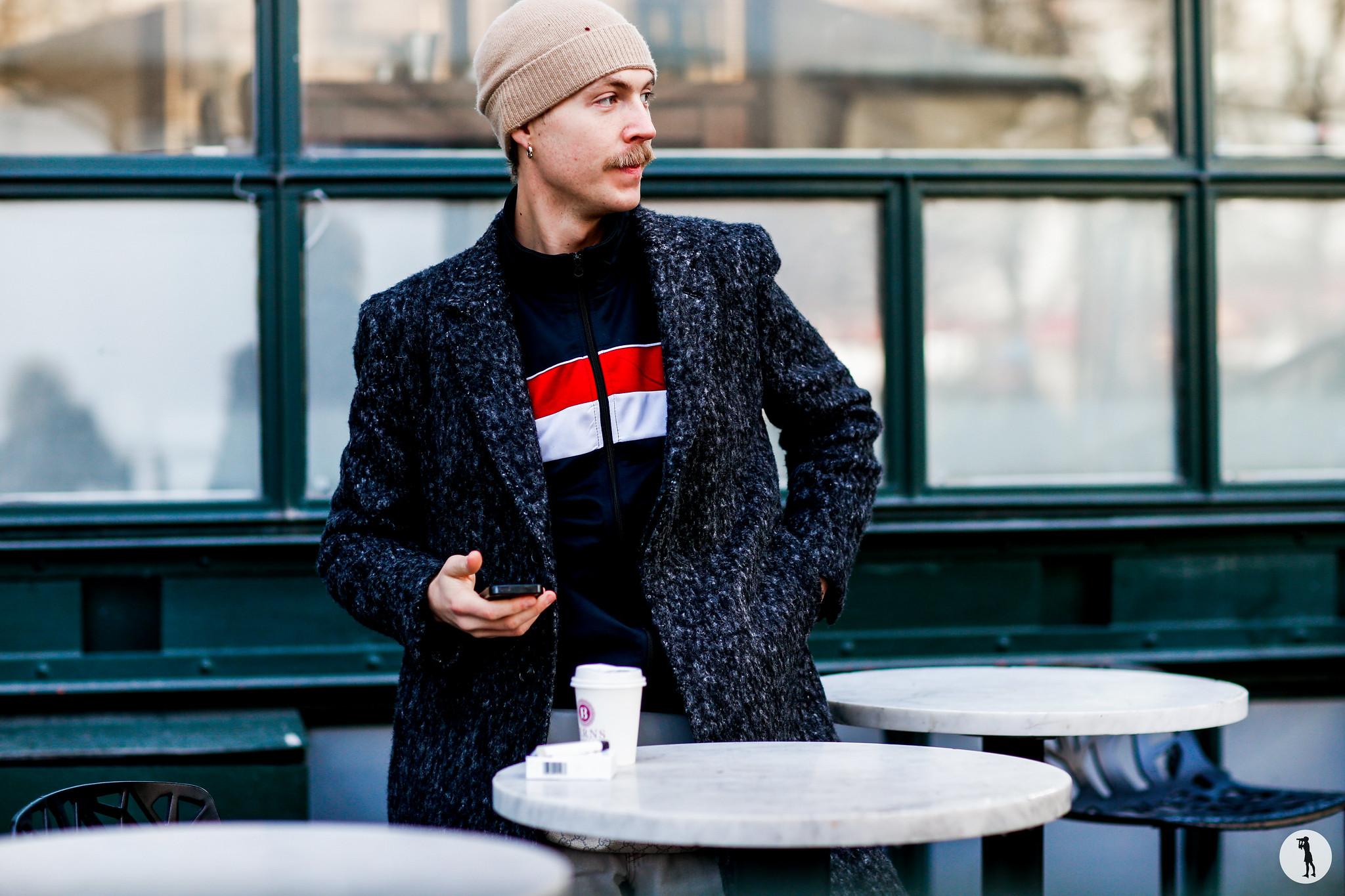 Street style - Stockholm Fashion Week FW16-17 (1)