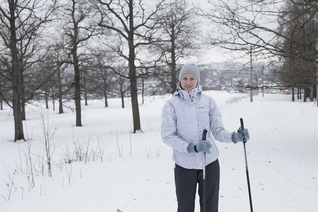Вставай на лыжи_Наташа
