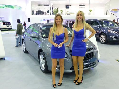 Salón del Automóvil 2012 - Chevrolet
