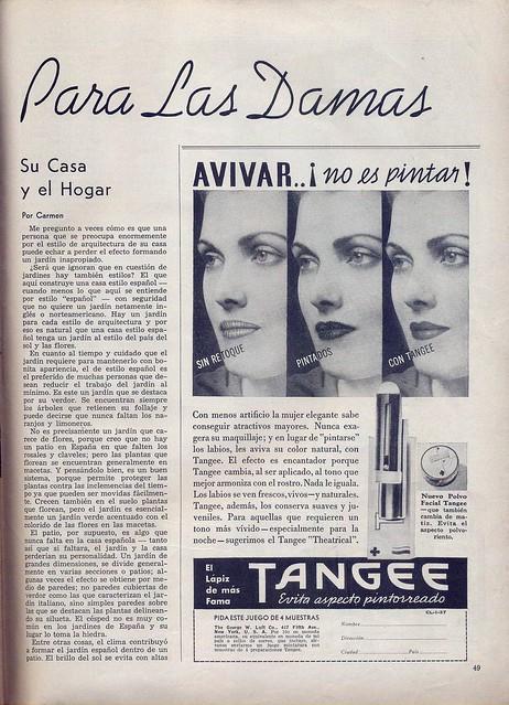 Cinelandia, Tomo XI Nº 1, Janeiro 1937 - 49