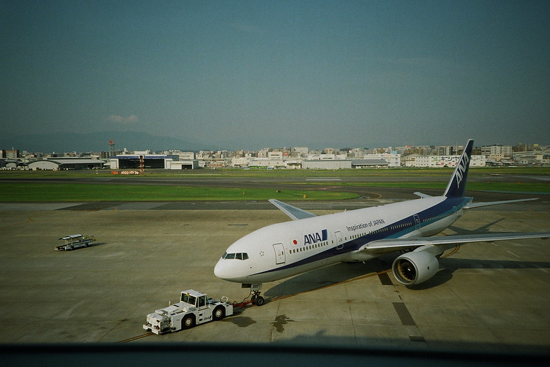 All Nippon Airways / JA8969