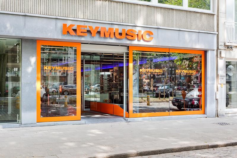 KEYMUSIC Antwerpen