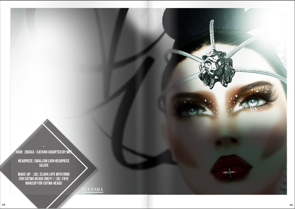 LuceMia - Virtual Diva Magazine