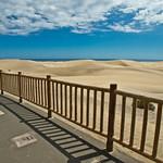 Dunes of Maspalomas, Gran Canaria.