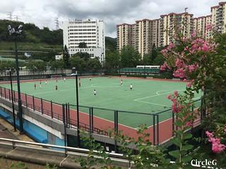 CIRCLEG 香港 遊記 美孚 嶺南之風 荔枝角公園  (15)