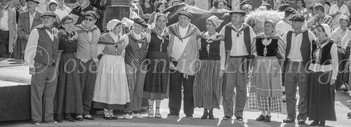 Boda vasca ,  Batasuna dantza taldea ,  cuarenta años de danzas en Orozko N #DePaseoConLarri #Flickr ---300
