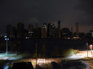 Lower Manhattan Plunged into Darkness | by Tanenhaus