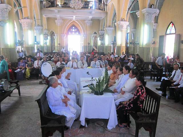Phong Trào Thi Đua Học Giáo Lý Năm 2016 Tại Giáo Xứ Nam Định