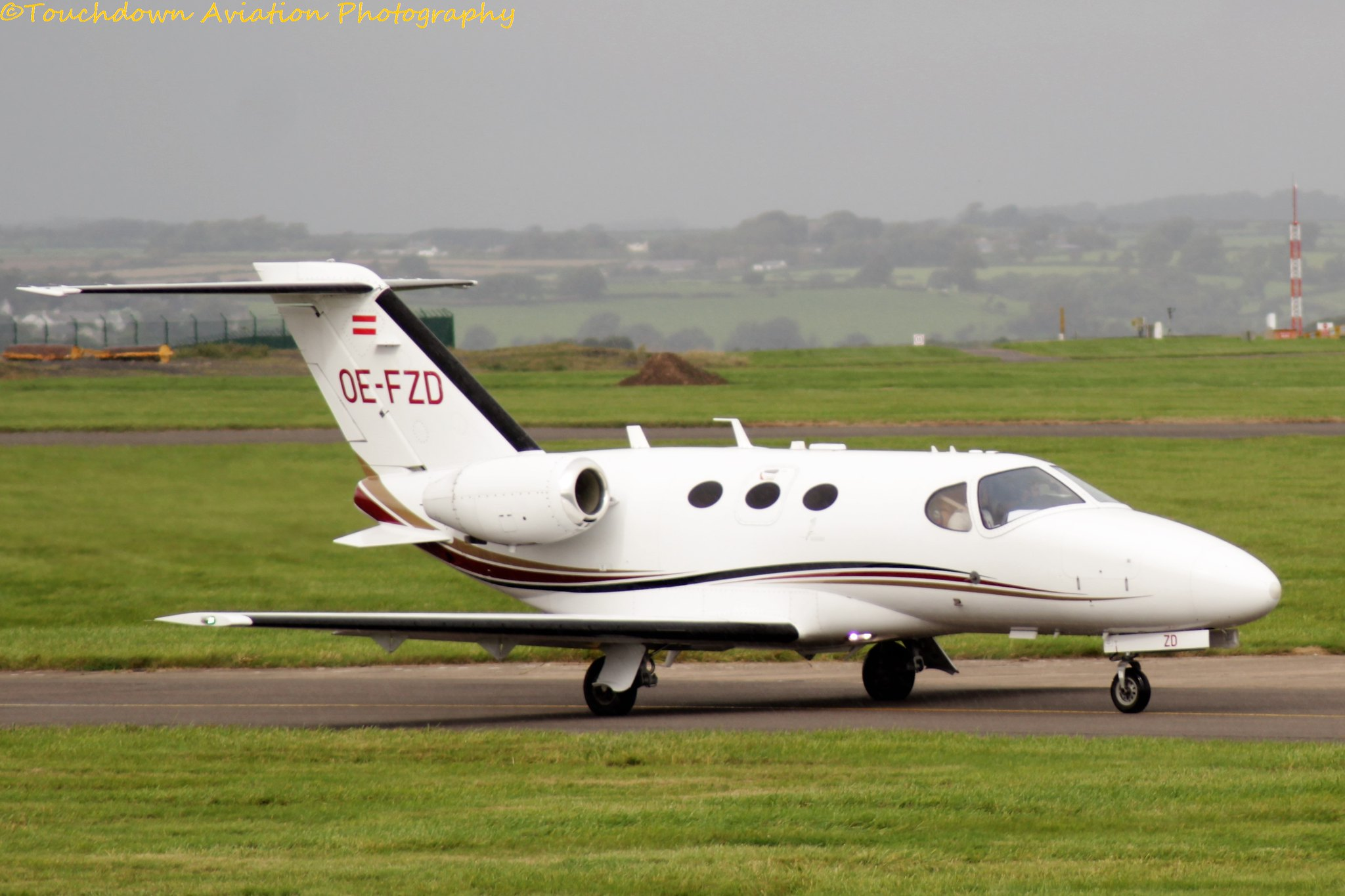 Cessna 510 Citation Mustang OE-FZD 01OCT16