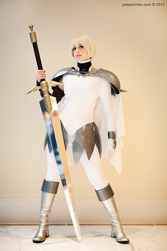 Claymore Cosplay | by Meagan.Marie