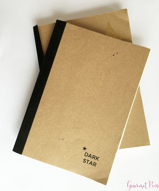 Review Darkstar Collections A5 Notebook Original & A5 MK3 Notebook 24