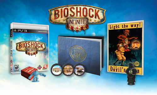 BioShock Infinite on PS3: Premium Edition | by PlayStation.Blog