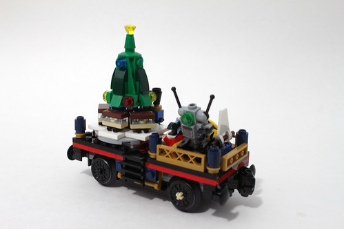 LEGO Creator Winter Holiday Train (10254)