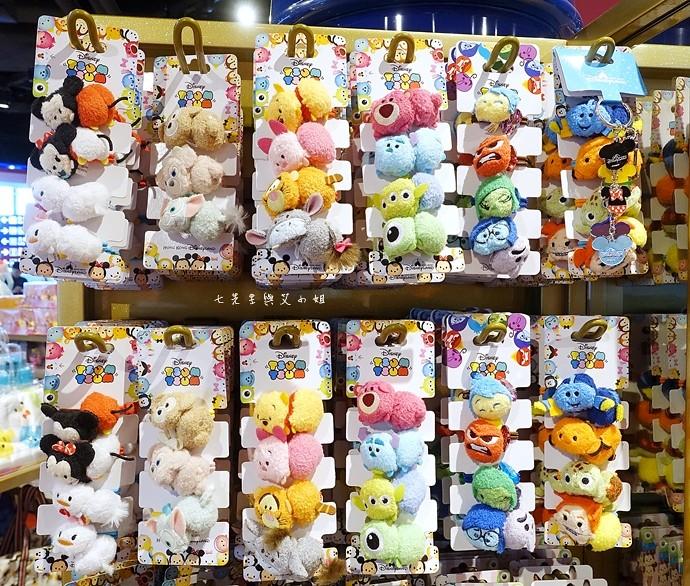 43 香港機場 迪士尼奇妙店 買達菲熊免進迪士尼樂園