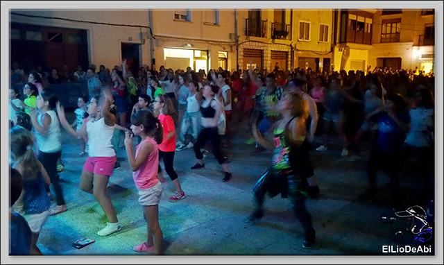 Briviesca en Fiestas 2016 Batalla del agua y Fiesta Zumba 4