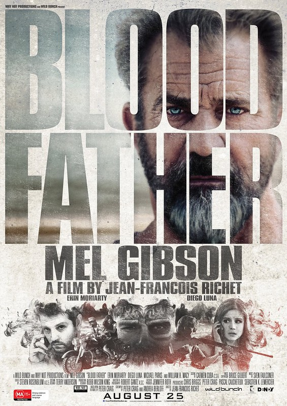 Blood Father - Poster 1