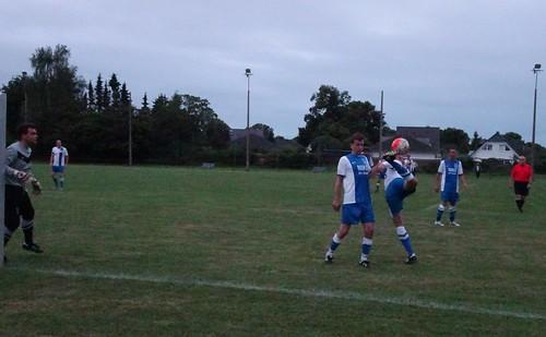 Veterans: LSG Elmenhorst 1:3 Hansa Rostock