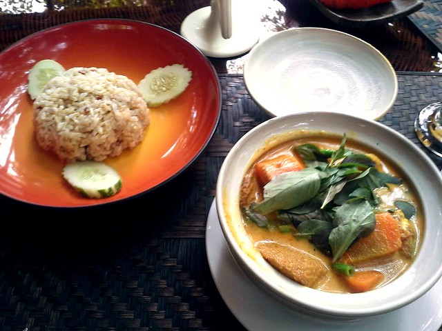 Khmer Red Curry Siem Reap