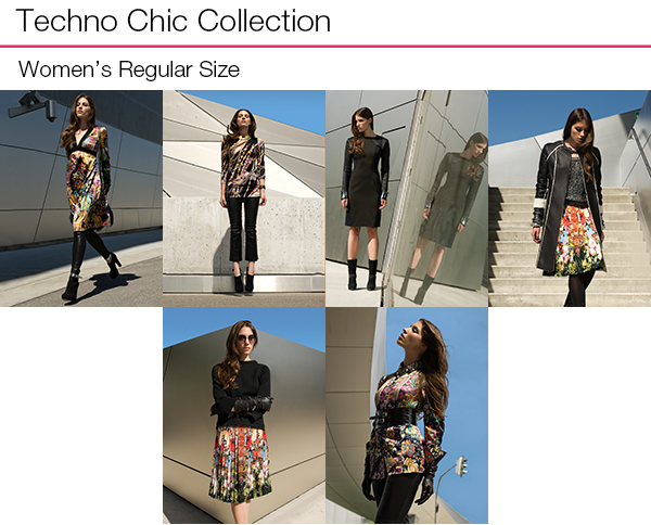 Techno Chic Collection