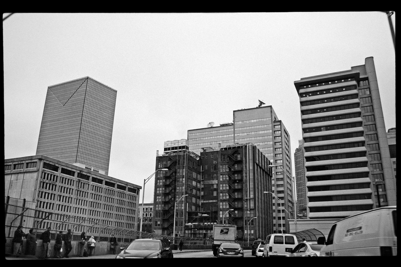 Downtown Atlanta, Street Scene