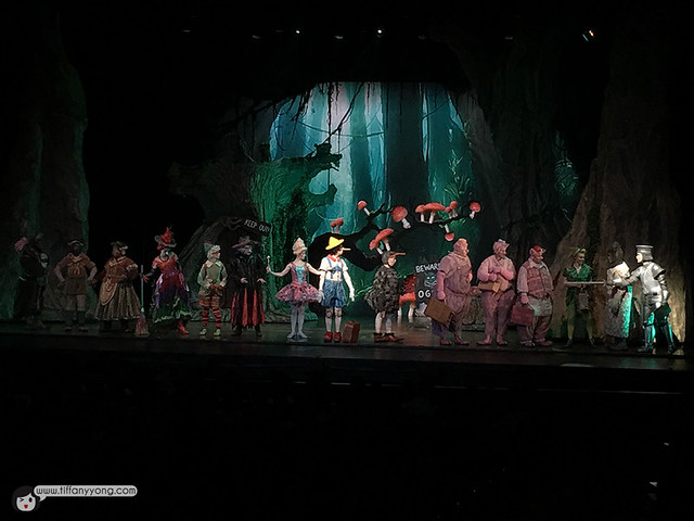 Shrek The Musical Pinocchio