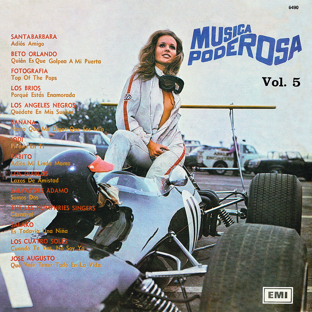 Various Artists - Musica Poderosa Vol 5