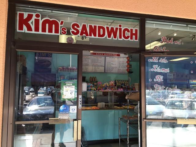 Kim's Sandwich