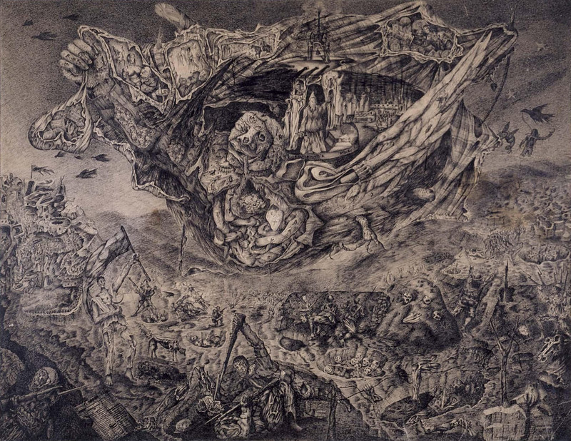 Antonio Rodríguez Luna - The War, 1938