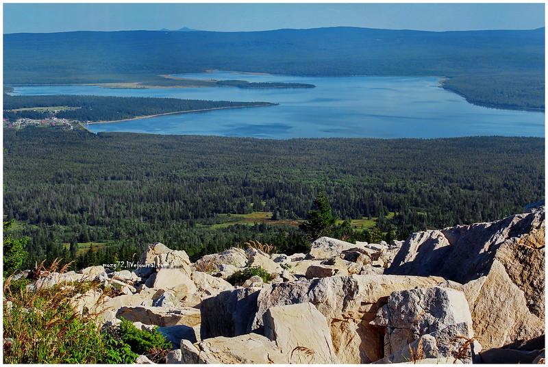 ...lake Zyuratkul