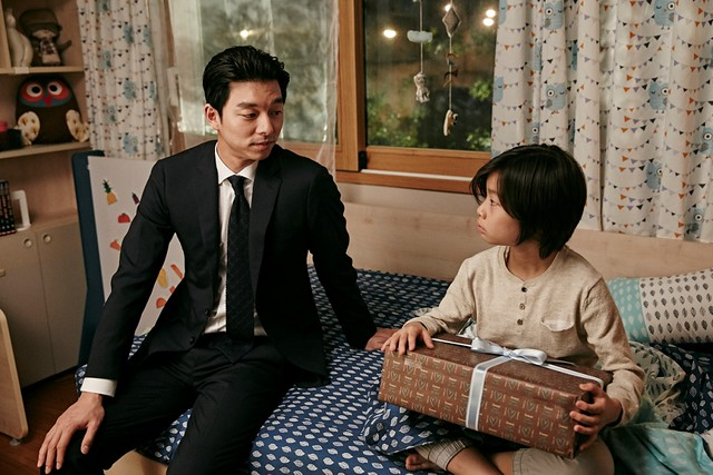 Train to Busan Gong Yoo and kid