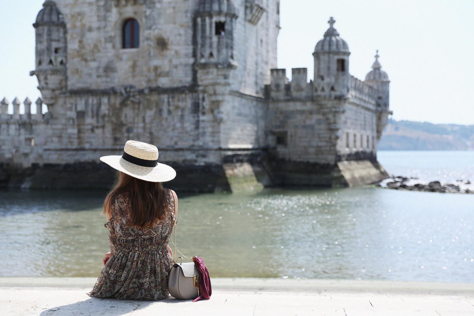 Jessie Chanes Seams for a desire Lisboa Parfois Boho folk Floral Midi Vest-6